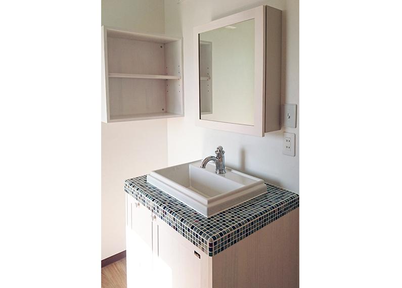 手洗いスペース