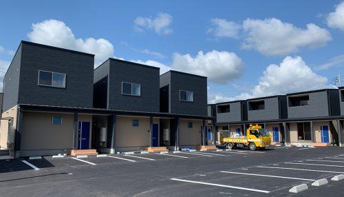 ファミリー向け 新築賃貸木造アパート